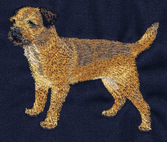Embroidery Designs Cayuga Ontario Custom Embroidery Dog