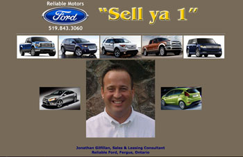 Reliable Ford dealership